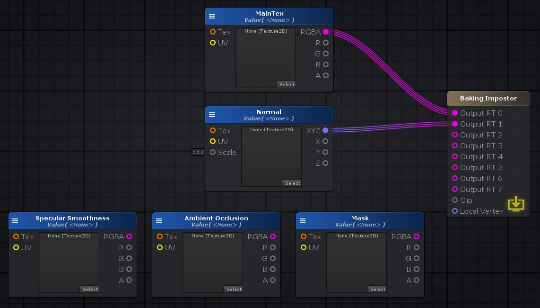 Unity Products:Amplify Impostors/Custom Baking - Amplify