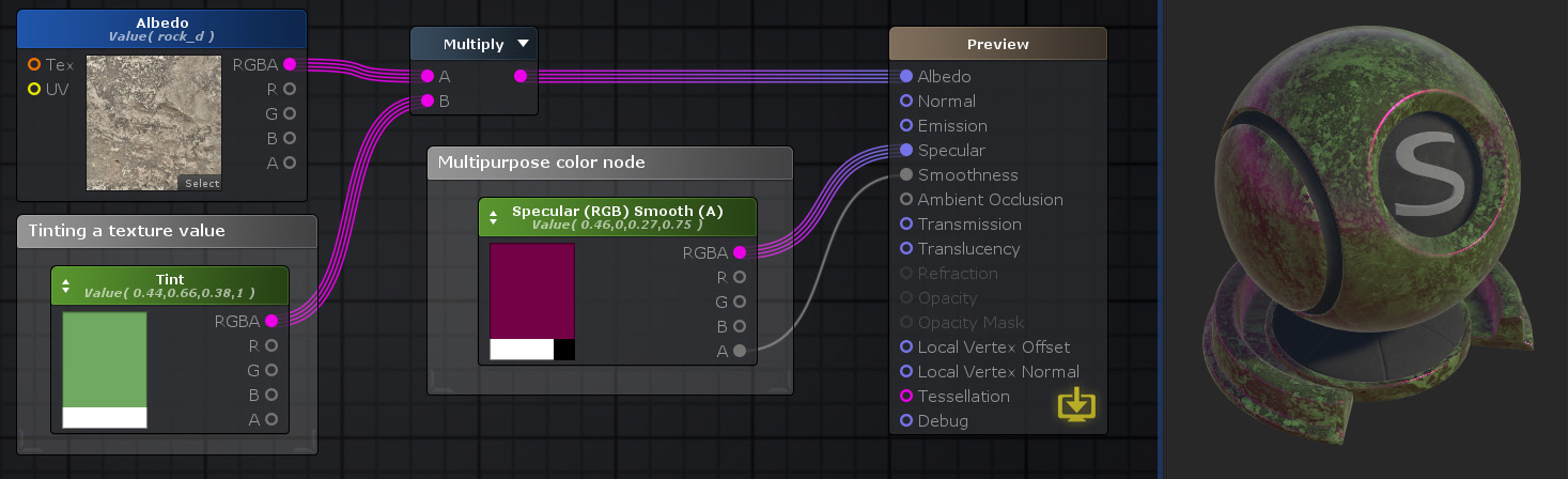 Unity Products Amplify Shader Editor Color Amplify Creations Wiki