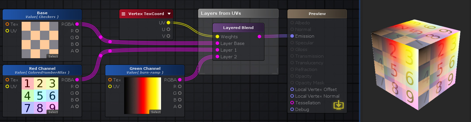 Unity Products:Amplify Shader Editor/Layered Blend - Amplify