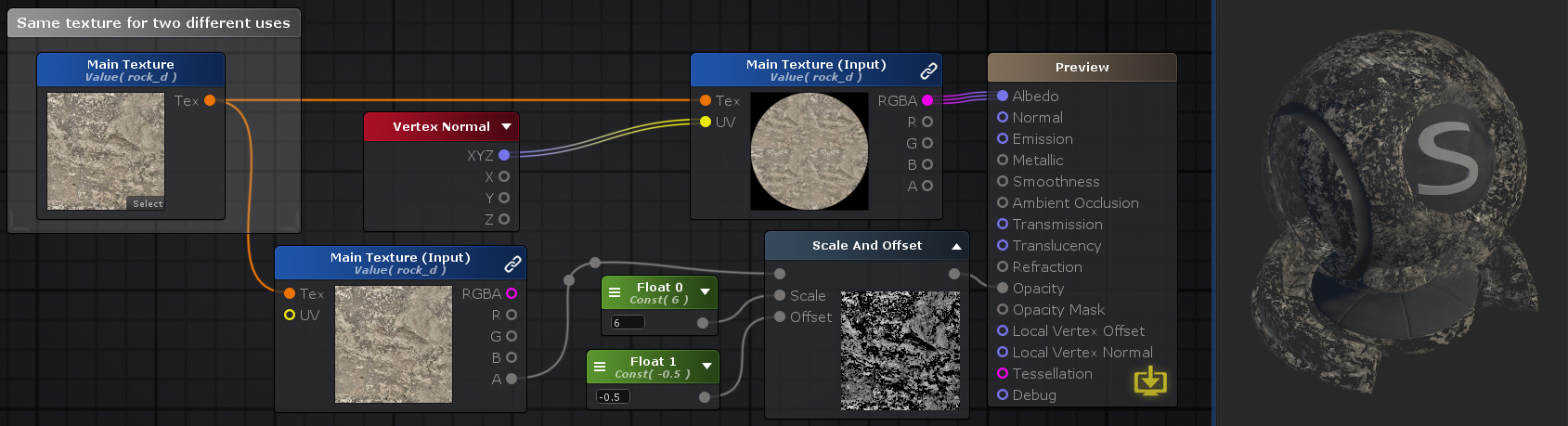 Unity Products:Amplify Shader Editor/Texture Object