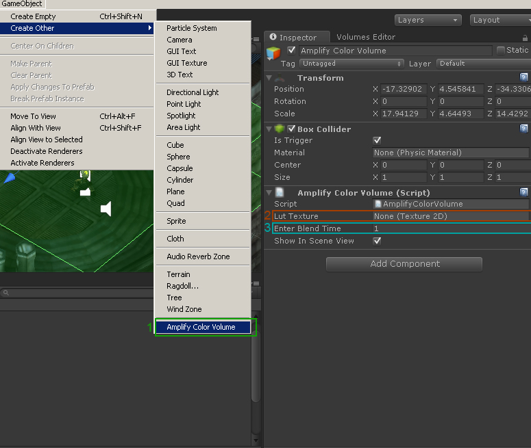 Unity Products:Amplify Color/Manual - Amplify Creations Wiki
