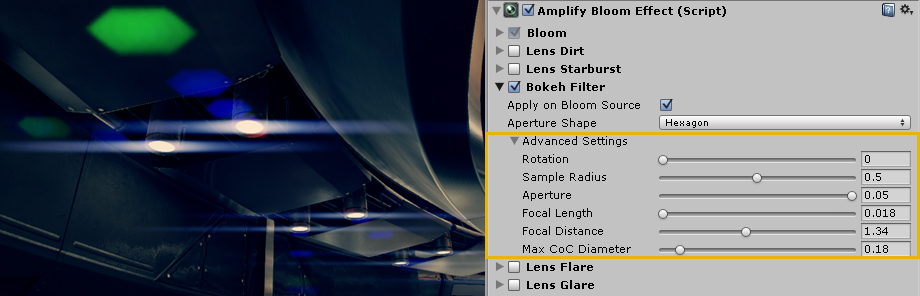 Unity Products:Amplify Bloom/Manual - Amplify Creations Wiki