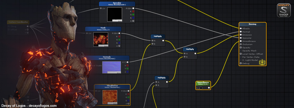 released amplify shader editor node based shader creation tool