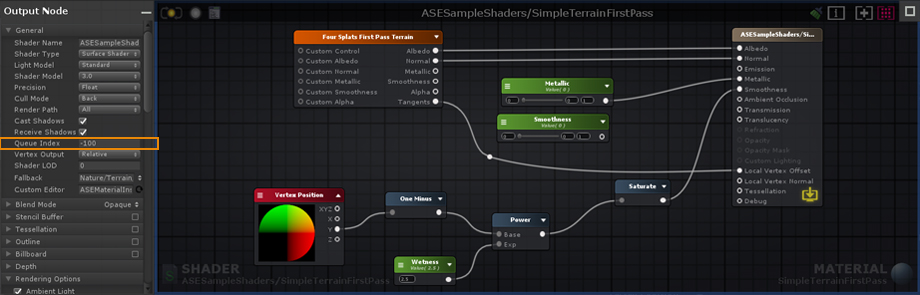 Unity Products:Amplify Shader Editor/Terrain Shaders - Amplify